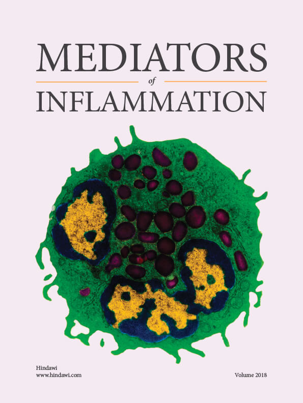 mediators of inflammation journal cover