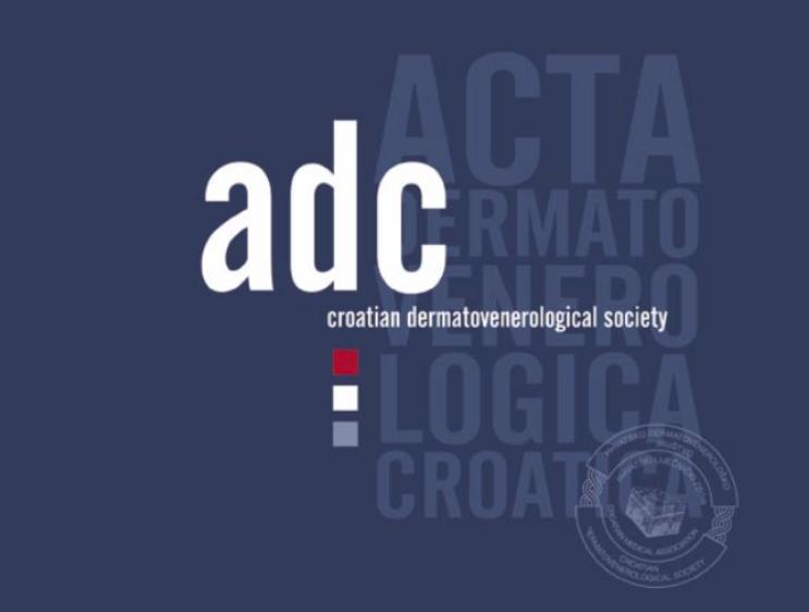 articol review acta dermatovenerologica croatica